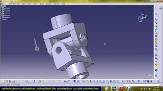 Catia V5 Tutorial|P7a How to Create & Assemble Lathe Slide
