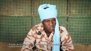 Download Dans la vie des Casques Bleus Tchadiens de la MINUSMA à Kidal Video