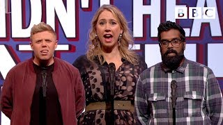 Download Things you didn't hear at the Olympics | Mock the Week - BBC Video