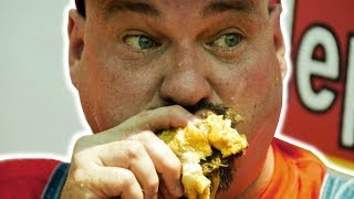 Download BIGGEST CHEATER IN COMPETITIVE EATING! Video