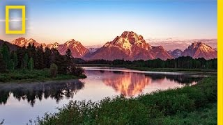 Download Watch a Breathtaking Time-Lapse of Grand Teton National Park | Short Film Showcase Video