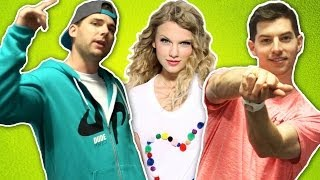 Download Dude Perfect: Guess The Celebrity Height! Video