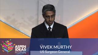 Download US Surgeon General Vivek Murthy prescribes happiness Video