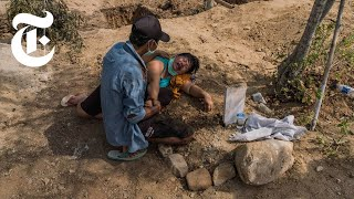 Download How the Indonesia Earthquake Made Soil Flow Like Water | NYT News Video