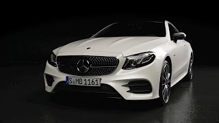 Download 2017 Mercedes-Benz E-Class Coupe Edition 1 Video