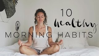 Download 10 HEALTHY MORNING HABITS - Professional Wild Child Video