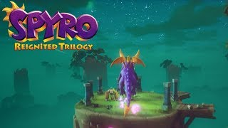 Download Spyro Reignited Trilogy - Tree Tops Full Level GAMEPLAY! Video