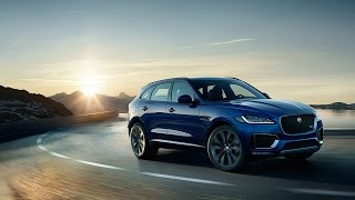 Download Jaguar F-PACE | Features and Benefits Video