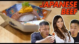 Download BEST JAPANESE BEEF IN THE WORLD, BETTER THAN KOBE! (Hokkaido, Miyazaki) // Fung Bros Video