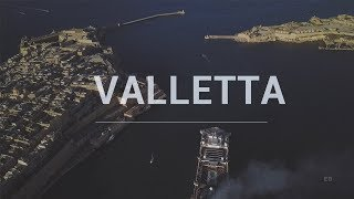 Download VALLETTA - 4K   Valletta 2018 European Capital of Culture Video