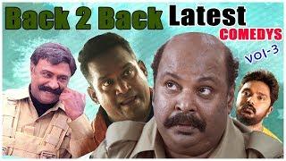 Download Back to Back Tamil Comedy Scenes   Vol 3   Bala Saravanan   Thambi Ramaiah   Singampuli   M S Baskar Video