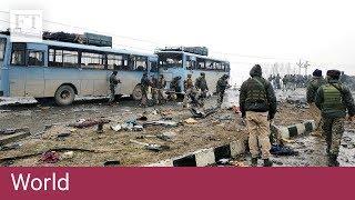 Download Car bomb explodes in Kashmir Video