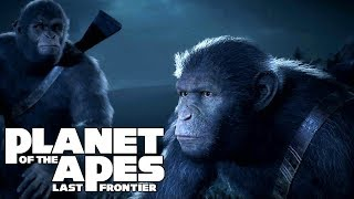 Download Planet of the Apes: Last Frontier - Reveal Trailer@ 1080p HD ✔ Video