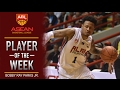 Download AirAsia Best Player of the Week: Bobby Ray Parks Jr. | Week 7 Video