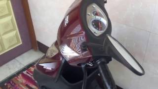 Download Hero Electric Scooter - Lock - Unlock - Start Video