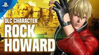 Download THE KING OF FIGHTERS XIV - Rock Howard Trailer | PS4 Video