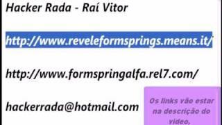 Download Como Hackear formspring muito facil By: Raí Vitor (Hacker Rada) Video