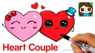 Download How to Draw Cute Hearts Easy Video