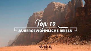 Download TOP 10 AUßERGEWÖHNLICHE REISEZIELE 2019-2020 Video