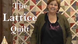 Download The Lattice Quilt - Quilting Made Easy! Video