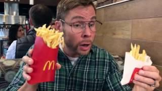 Download Dad at McDonald's Video