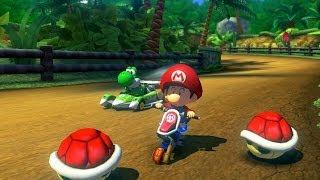 Download Mario Kart 8 - Grand Prix - Shell Cup Video
