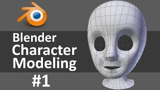 Download Blender Character Modeling 1 of 10 Video