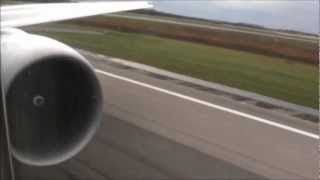 Download Boeing 777. GE90-115B Engine Start and Full Power Take Off. Cathay Pacific Video