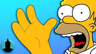 Download Why Do Cartoons Only Have Four Fingers? (ToonedUp #258) - ChannelFrederator Video