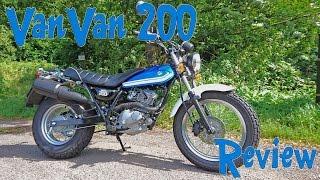 Download Suzuki VanVan 200 Review! Video