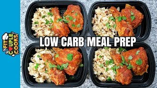 Download How to Meal Prep - Ep. 66 - TANDOORI CHICKEN - Low Carb Meal Prep Recipe ($2.50/Meal) Video