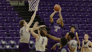 Download 'All Access'extended: Washington men's basketball starting to find its identity Video