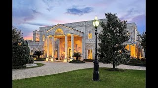 Download Incomparable Parisian-Inspired Marvel in Houston, Texas | Sotheby's International Realty Video