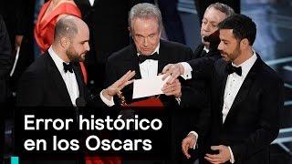 Download Error histórico en los Oscars - Oscars - Denise Maerker 10 en punto Video