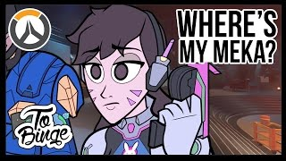 Download Where's my Mech? - An Overwatch Cartoon Video