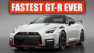 Download How Nissan Made Their Fastest GT-R Ever - 2020 NISMO GT-R Video