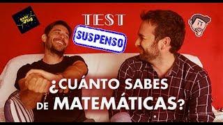 Download TEST de Matemáticas a un Físico - Con Javier Santaolalla de Date un Vlog Video