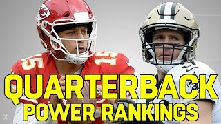 Download Ranking the NFL QB's from Worst to First Video
