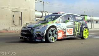Download Ken Block's best moments Video