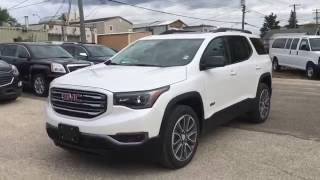 Download 2017 GMC ACADIA All-Terrain Editon Walk-Around Murray Motors The Pas Video