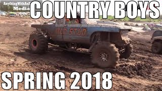 Download COUNTRY BOYS SPRING MUD BOG 2018 Video