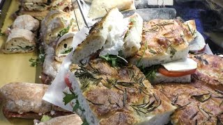 Download London. The Italian Gourmet Food Shop ″Gastronomica″ at Borough Market. Street Food Video