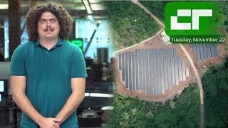 Download Tesla and SolarCity-powered Island | Crunch Report Video