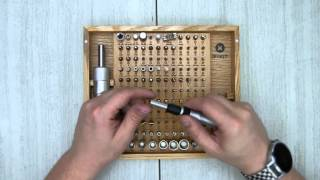 Download iFixit Universal Bit Kit (128 bits) Unboxing & Overview Video