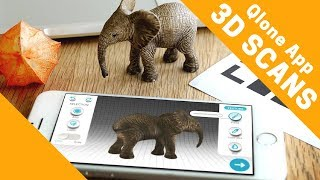 Download 3D Scanner App for 3D Printing and More (Qlone for iPhone) Video