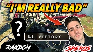 Download CoD BLACKOUT RANDOM DUO- PRETENDiNG TO BE A NOOB THEN CARRYiNG THE TEAM!!!! Video