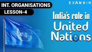 Download India's role in United Nations | Role of India in UN | permanent membership in UNSC Video