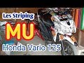Download Cutting Stiker Honda Vario 125 motif Les Striping MU @Eps 29 Video