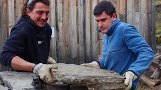 Download Art of dry stone walling, knowledge and techniques Video