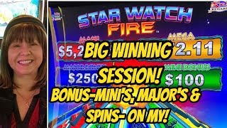Download WINNING BIG SESSION! HOW MANY MAJORS? MAX BET Video